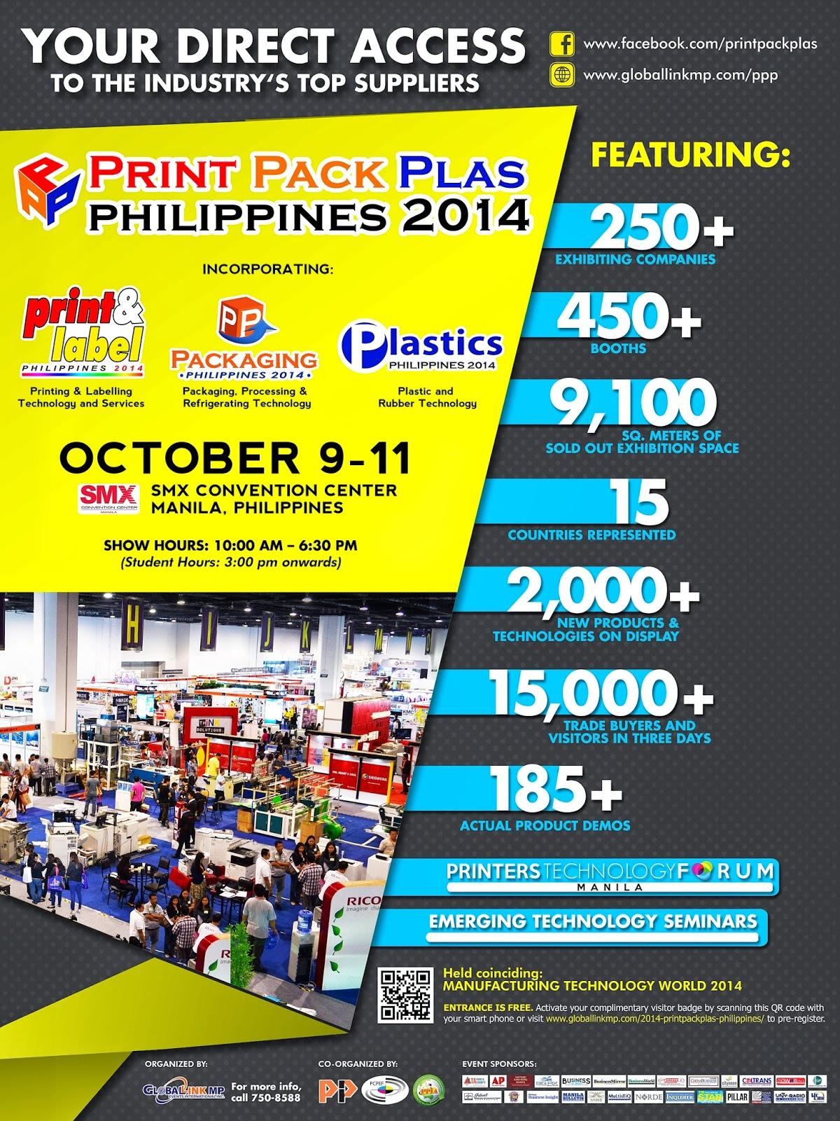 PrintPackPlas Philippines 2014