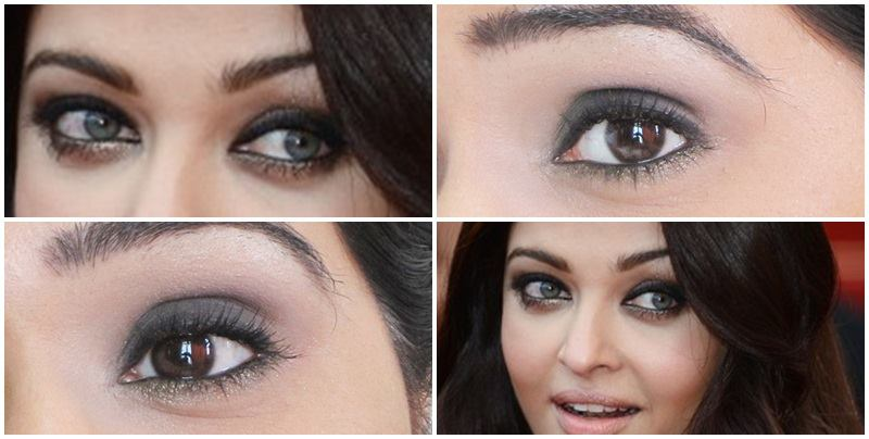Aishwarya Rais Cannes 2013 Smokey Eyes Makeup Tutorial My Vanity