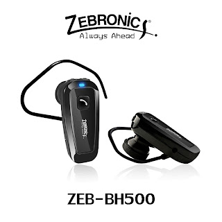Zebronics Introduces Wireless Bluetooth Headset