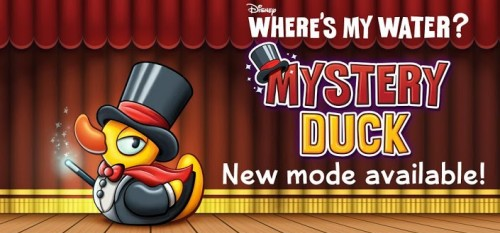 [Android] Where's My Water? 1.9.0 apk Full Unlocked