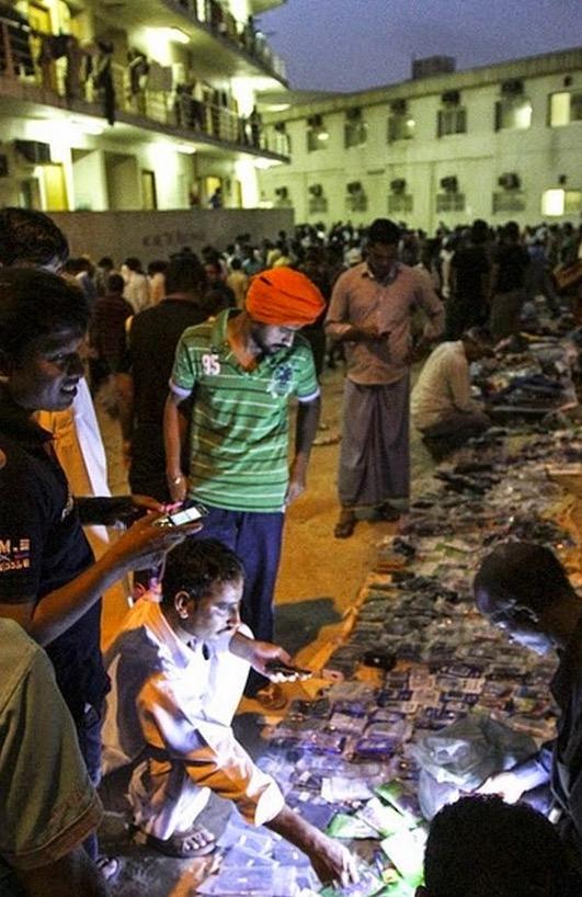 Kehidupan Menyedihkan Disebalik Kekayaan Negara Dubai