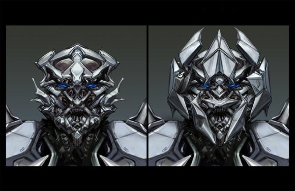 Transformers, Decepticon Concepts | CG Daily News