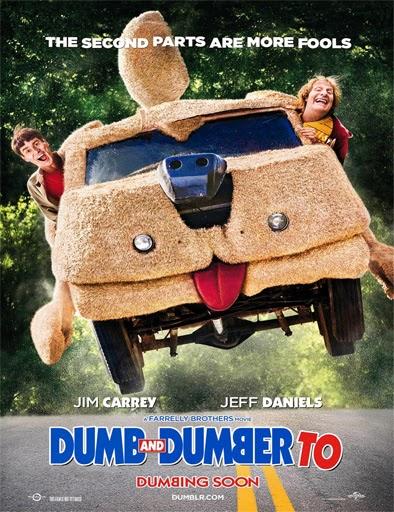 ver Dos tontos todavía más tontos (Dumb and Dumber To) (2014) Online