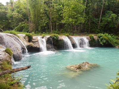 Camburgahay Falls, Siquijor, Philippines