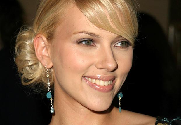What a friend porn stars have in Scarlett Johansson!