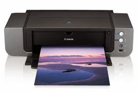 Canon PIXMA Pro9500 Printer Download Free Driver