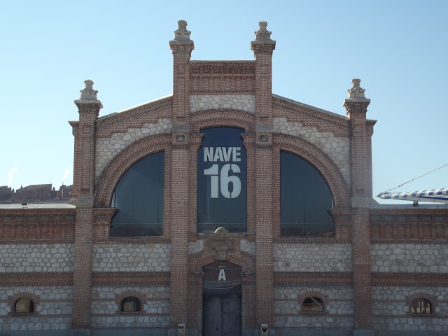 Matadero Madrid (Recicladero)