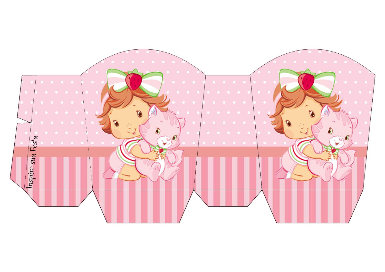 100 Strawberry Shortcake Baby Shower Invitations K I S S Ke ...