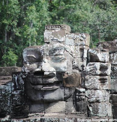 Bayon, Complejo de Angkor. Camboya