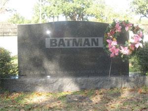 Batman Grave