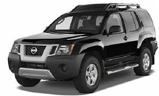 2014 Nissan Xterra Redesign & Spy