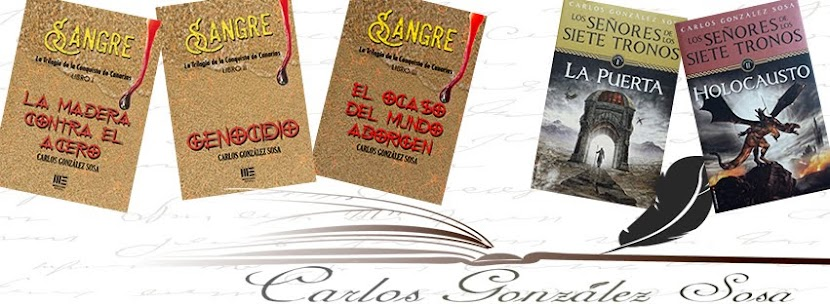 CARLOS GONZÁLEZ SOSA