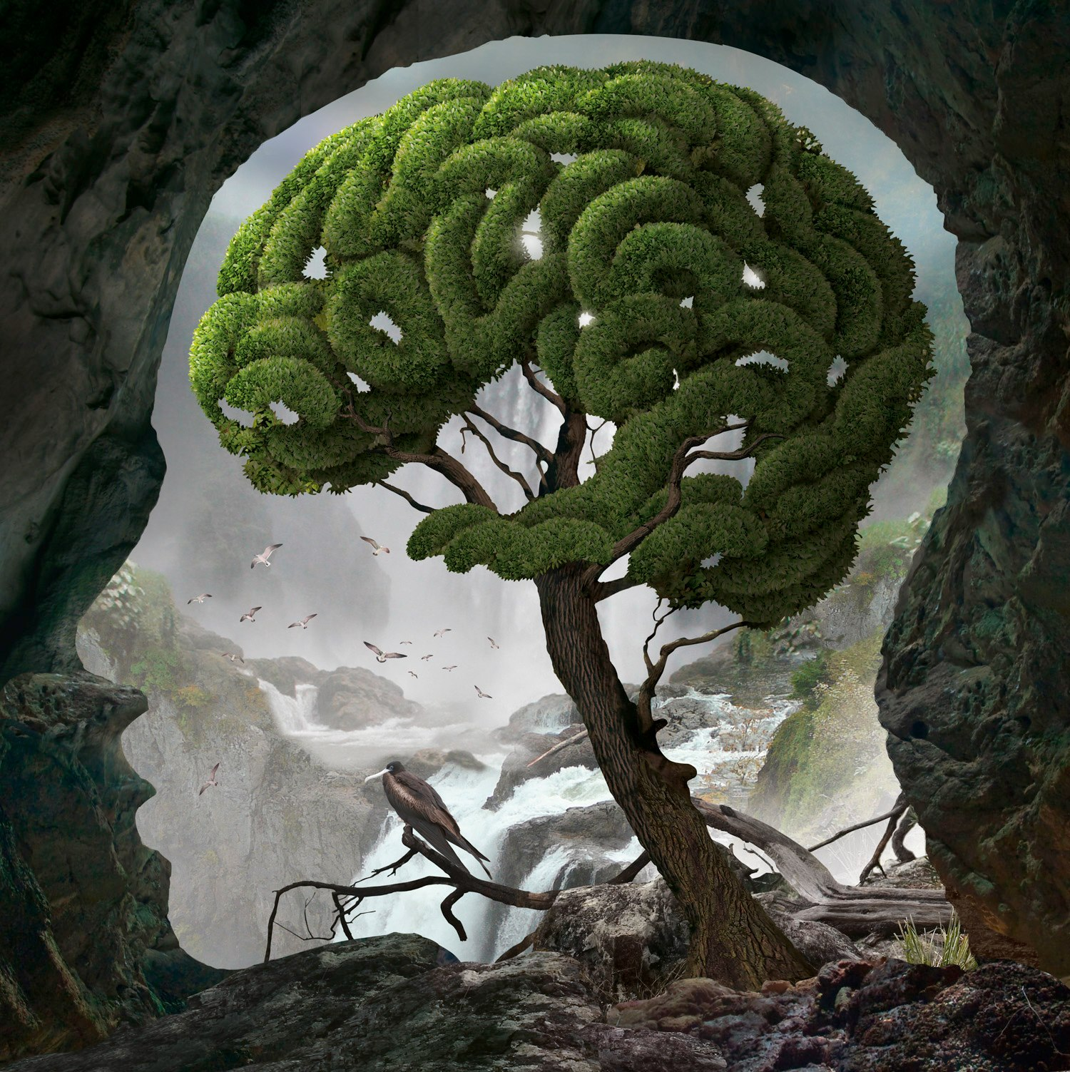Surreal art igor morski art for your wallpaper for Artiste nature