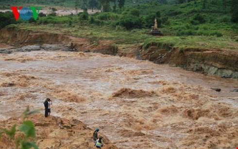 Gia Lai: Chủ đầu tư đã đền bù 5,2 tỷ đồng vụ vỡ đập thủy điện Ia Krêl 2