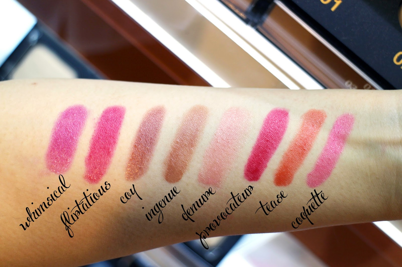 First Impressions Revlon Colorburst Lacquer Matte Balms Collorbust Balm Absolutely Amazing Selection Of Colours Ranging From Corals To Nudes The Magentas Keeping In Mind That It Is A High Shine Lip Product