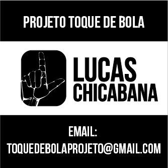 PROJETO TOQUE DE BOLA