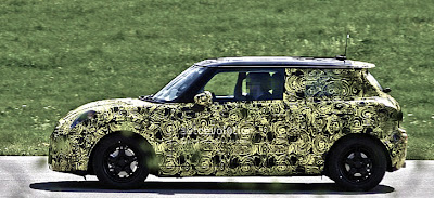 Five Door MINI to Spawn FWD BMW 1-Series – To Be Revealed in Paris