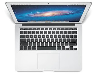 Apple MacBook Air MC965LL/A Review Spec