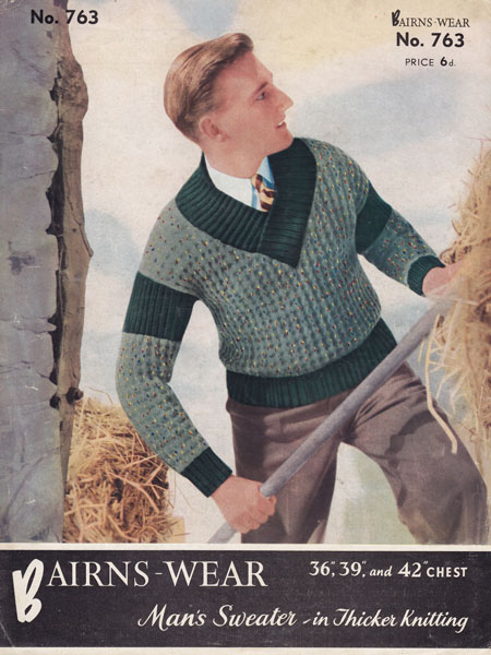 The Knitting Needle And The Damage Done Vintage Knitting Patterns