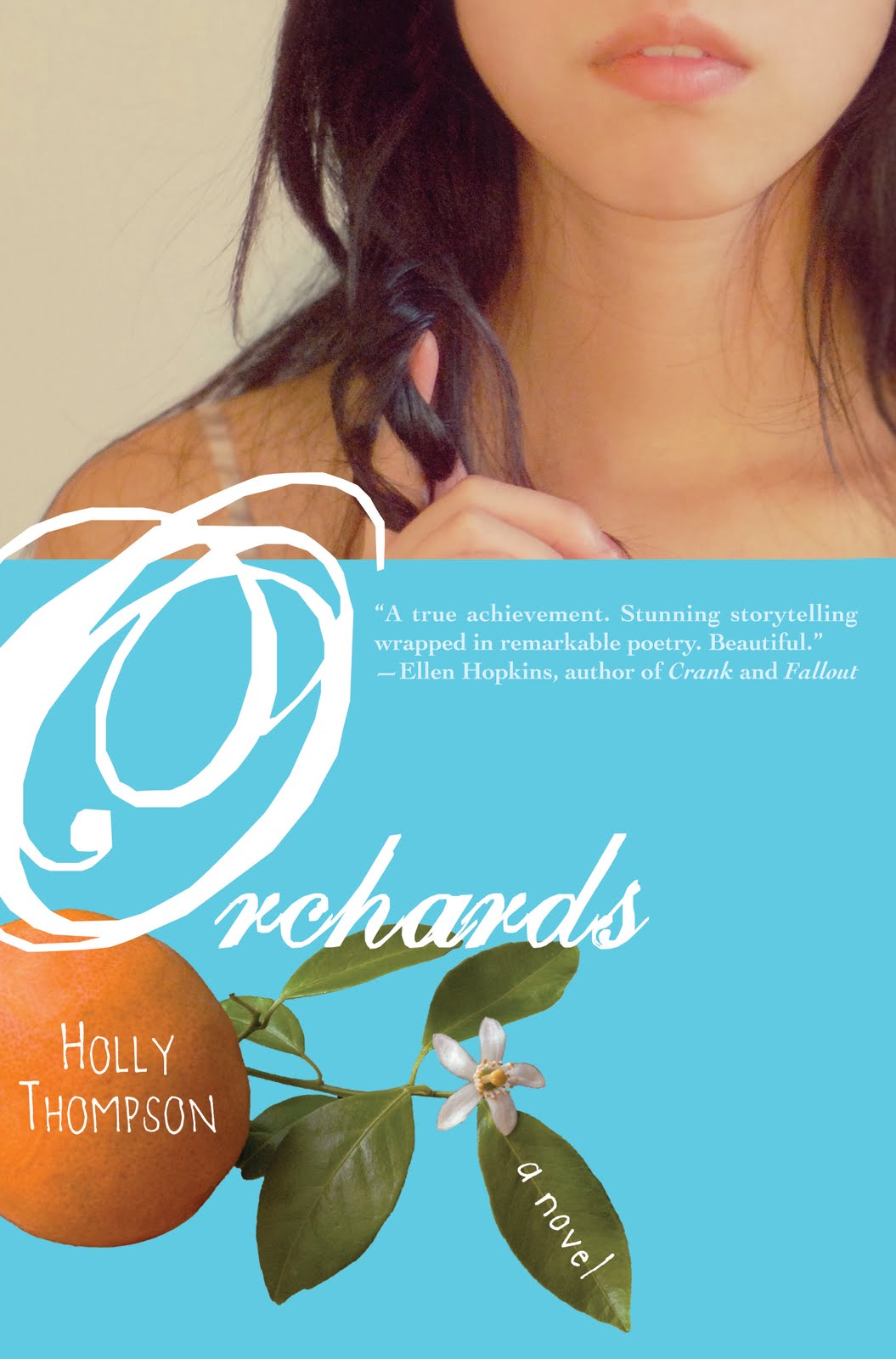 Orchards (Delacorte, 2011) actually developed from research for an adult ...