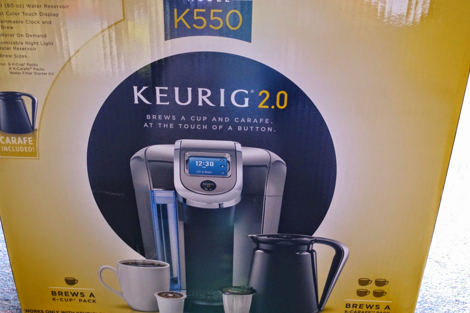 Keurig Coffee Maker Black Friday Deals 2014 : Gift Guide For Holidays 2014 Giveaway - Work Money Fun