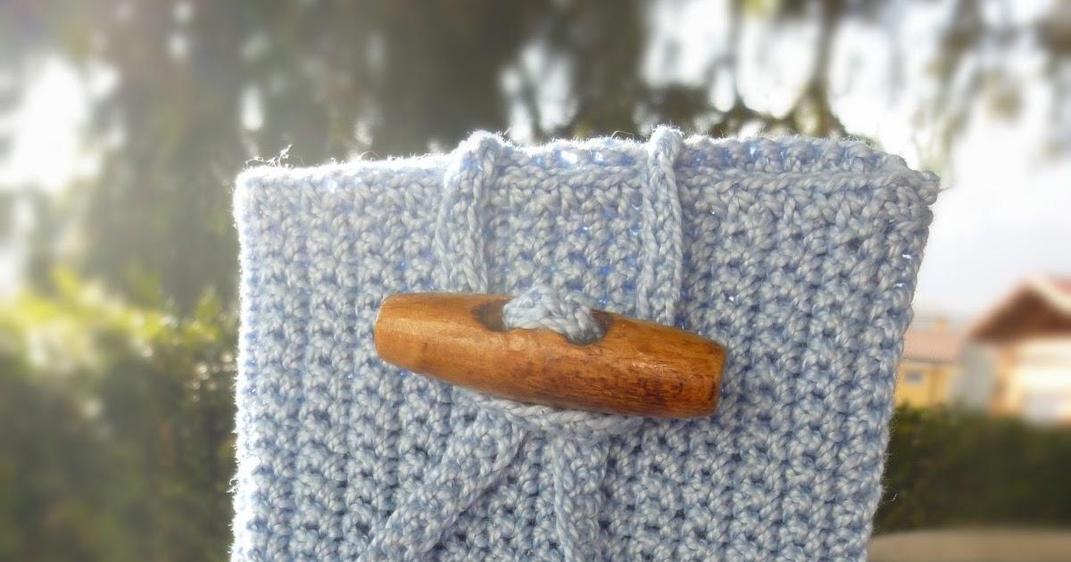 Il giardino incantato di alice porta i phone a crochet - Il giardino di alice ...