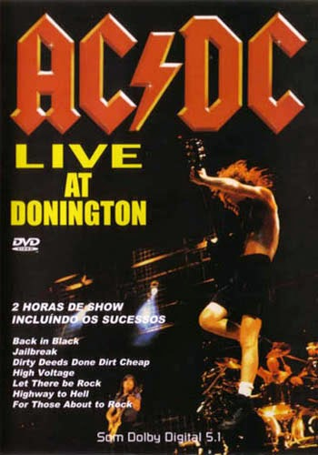 AC/DC: Live At Donington [DVD9]