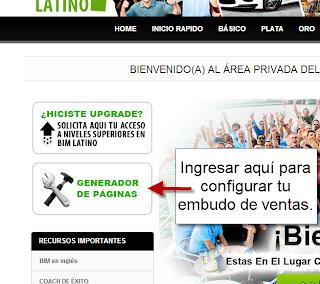 autoresponder gvo ingresomatico bim latino empower network