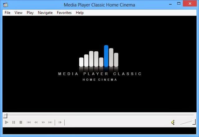 ميديا بلاير كلاسيك هوم سينما 2014 Media Player Classic