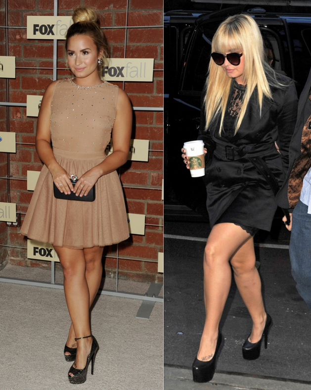 Demi Lovato Style 2012 Images Galleries With A Bite