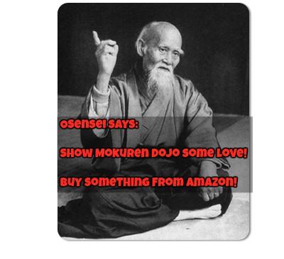 O Sensei says: