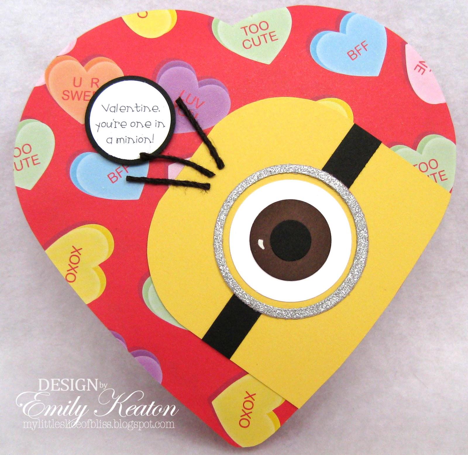 Valentine Minion Twinkies - Create Craft Love