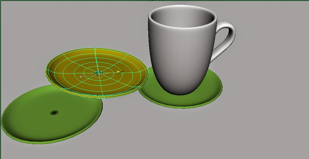 Manipulating Objects in Maya 05