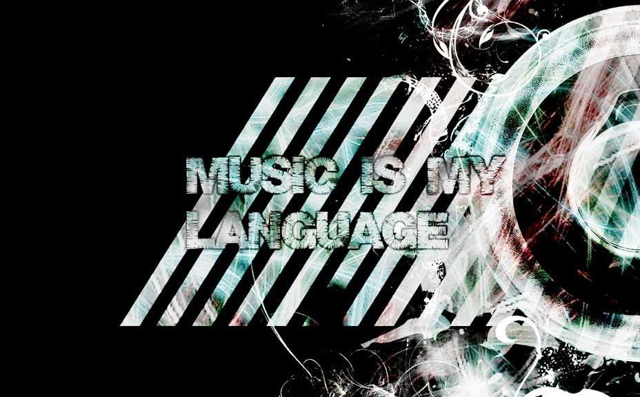 MUS!C IS MY LANGUAGE