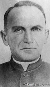 Blessed Emilian Kovch