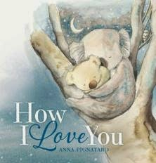 How I Love You by Anna Pignataro