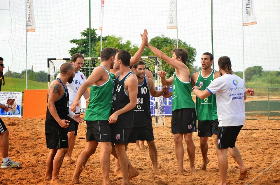 Uruguay clasifica al Mundial de Beach Handball | Mundo Handball