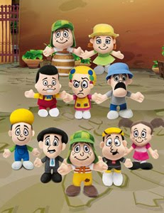 Turma do Chaves é tema de brinde do McDonalds