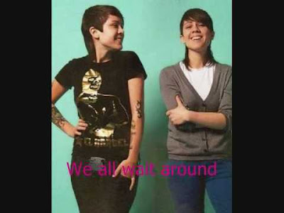 tegan and sara now i'm all messed up cover