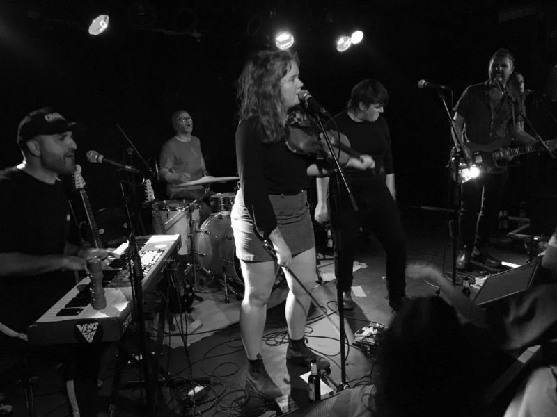 Cash Savage And The Last Drinks / 10.06.2019 / Musik & Frieden / Berlin