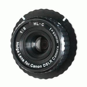 Lensa Holga Untuk DSLR Canon/ Nikon/ Pentax/ Sony