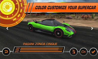 Need for Speed: Hot Pursuit Color Costom