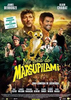 Filme Na Pista Do Marsupilami