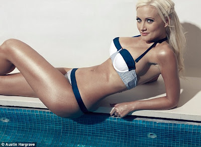 Holly Madison In Bikini