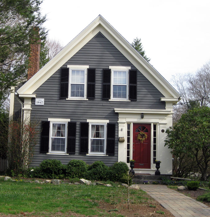 Historic Metrowest Boston Historic Houses In Holliston
