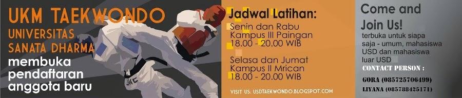 Taekwondo USD