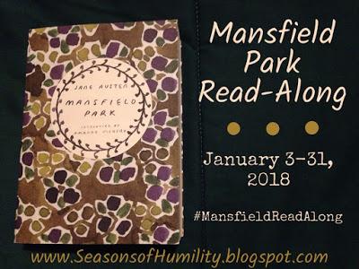 Mansfield Park Read-Along!