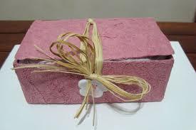 Um presente para você.
