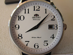 ORIENT MILITARY WHITE DIAL - AUTOMATIC