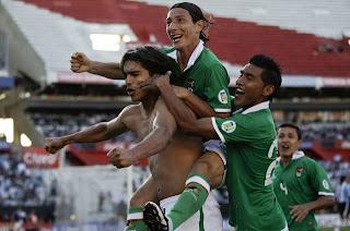 Bolivia confirma amistosos con Brasil y España